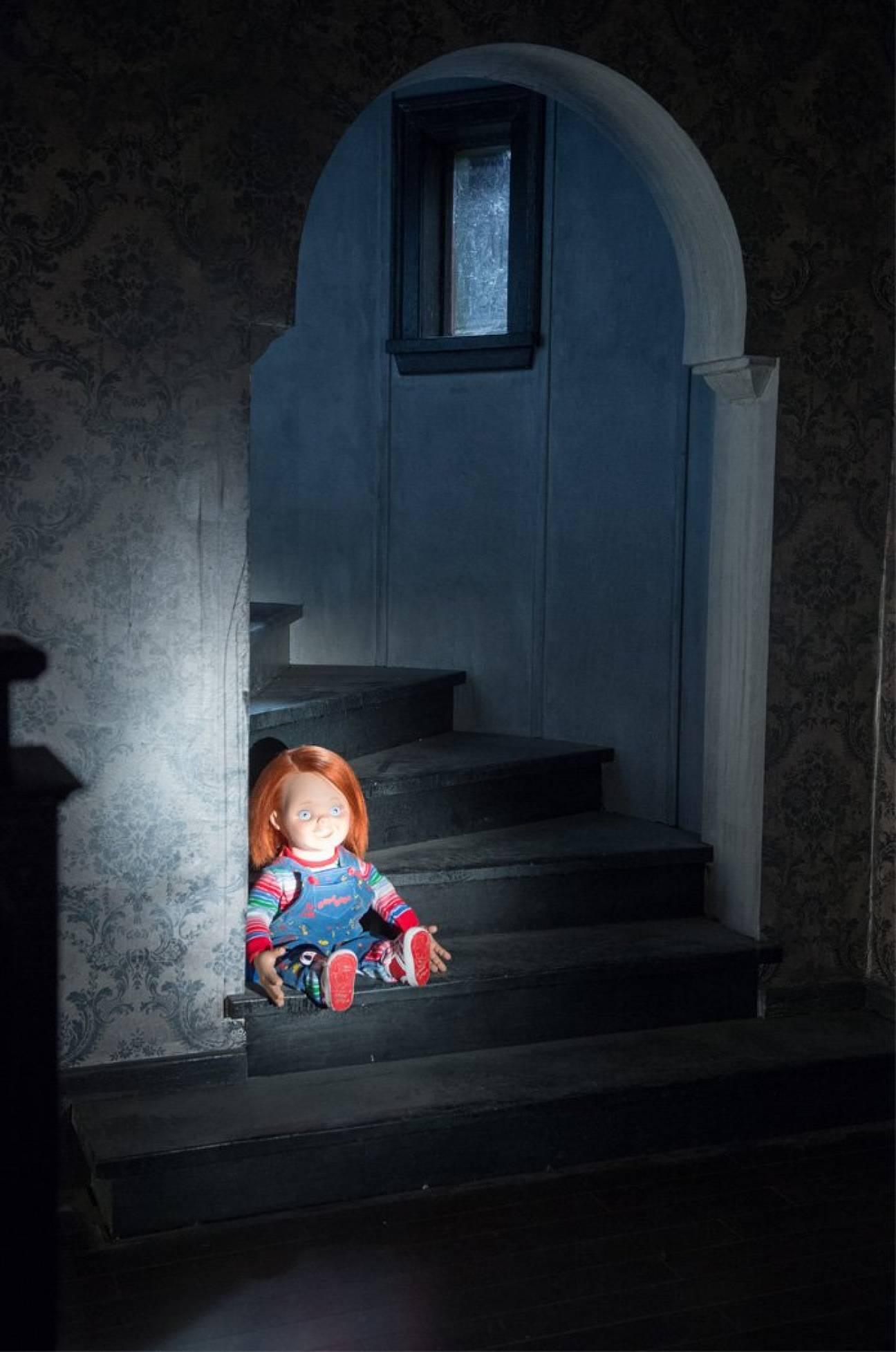 Bir Emlakçı 'Korkunç ve Dehşet Verici' Evi Ürkütücü Bebekler Kullanarak Bir Günde Pazarladı