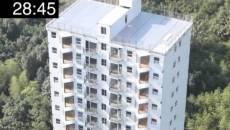 Video: Çinli Şirket Bir Günde On Katlı Bir Apartman İnşa Etti