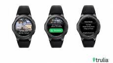 Trulia, Akıllı Saatler Üzerindeki Uygulaması ile Kendini Yenilemeye Devam Ediyor