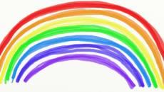 Gökkuşağının Renkleri