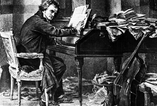 Beethoven: Tanrının Kulağına Bağırdığı Bir Dâhinin Beyin Yakan Başarı Hikayesi