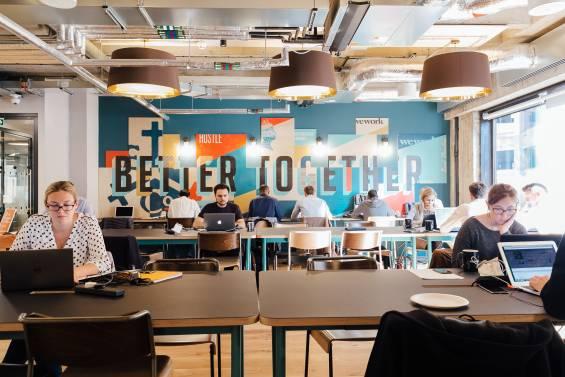 Ofis Kiralama Girişimi WeWork 16 Milyar Dolar Değerlemeye Ulaştı
