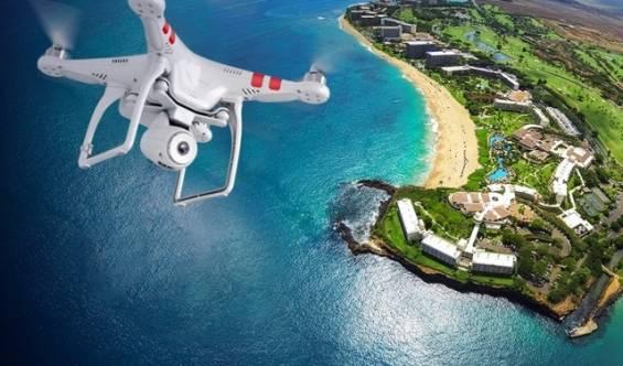 Drone İle Etkili Emlak Pazarlama