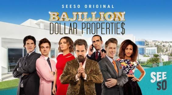 Emlak Danışmanlarının Yarıştığı Sıradışı Absürd Bir Dizi: Bajillion Dollar Properties