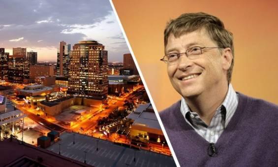Akıllı Şehir Modasına Bill Gates de Katıldı