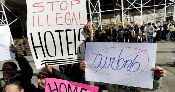 Oteller ve Airbnb Savaşı New York'a Transfer Oldu