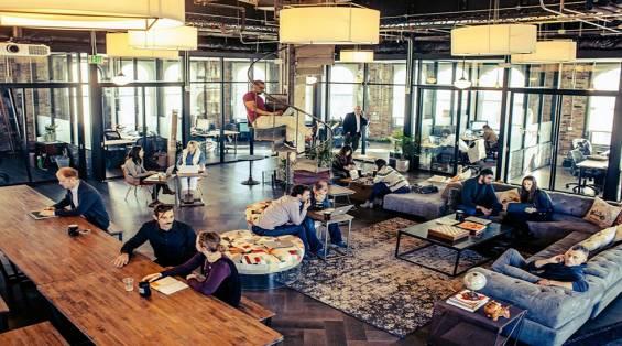 2017 Yılının Ofis Tasarım Trendlerine Bir Göz Atın