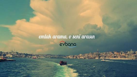 Evbana.com: Emlak Arama, O Seni Arasın