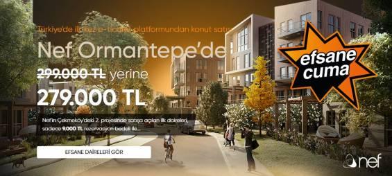Hepsiburada.com Ev Satışına Başladı