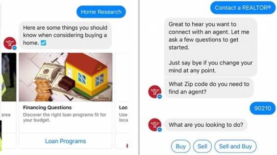 Emlak Sektörü İçin Geliştirilen Facebook Messenger Bot Yazılımı: HomeHawk