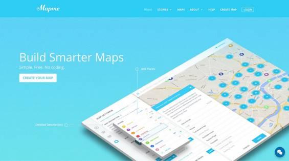 Mapme ile Özel Liste Haritaları Oluşturun ve Fark Yaratın