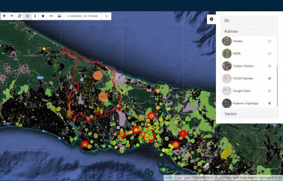Gayrimenkul Portföy Yönetiminde Coğrafi Bilgi Sistemlerinin Kullanımı