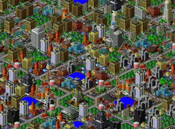Efsane Oyun SimCity 2000 Kısa Bir Süre İçin Ücretsiz
