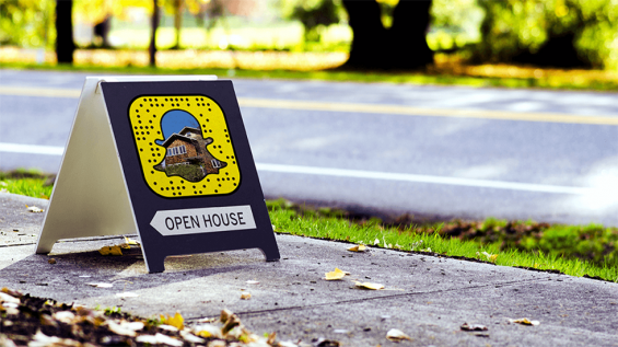 Snapchat, Emlak Sektöründe İşlenmemiş Elmas Değerinde