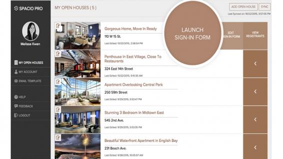 Open House Müşteri Takibi İçin Faydalı Bir Girişim Daha: Spacio