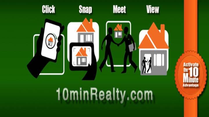 10 Dakikada Gayrimenkul Alıcısı Bulduran Uygulama: 10MinRealty
