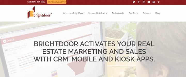 """BrightDoor : Emlak Uzmanları İçin Hepsi Bir Arada """"Satış ve Pazarlama Sistemi"""""""
