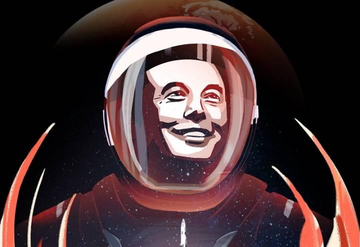 Gezegenin Dahi Çoçuğu Elon Musk USC Mezuniyet Konuşmasında Başarısının Sırrını Açıkladı!