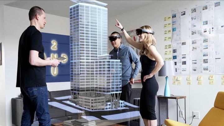 Dünyadaki İlk Holografik Gayrimenkul Satış Merkezi Açıldı