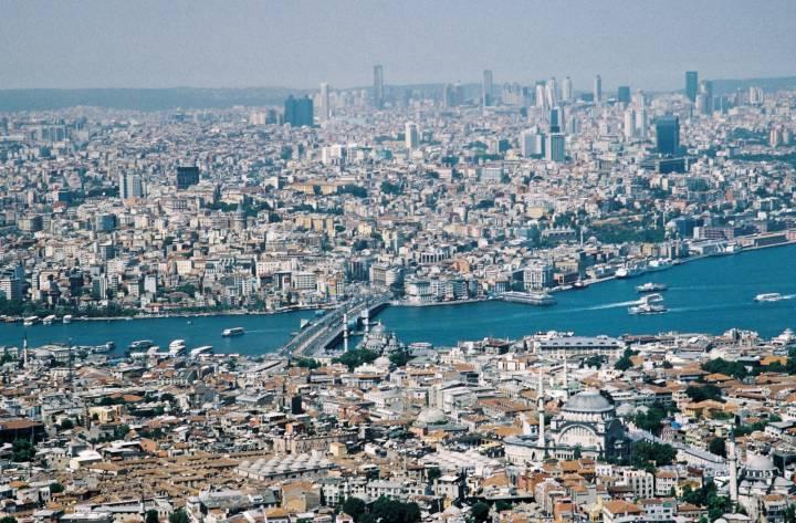 İstanbul'un İlk Kentsel Dönüşüm Master Planı Hazır