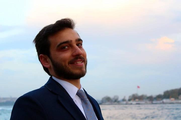 Aramıza Hoş Geldin Mehmet Akif Çelenk!