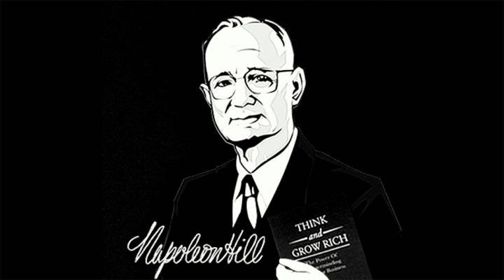 Napoleon Hill'in Kitaplarından Alabileceğiniz Faydalı Bilgiler