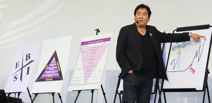 """""""Zengin Baba Yoksul Baba""""nın Yazarı Robert Kiyosaki'den 5G Prensibinde Emlak Sektörünün Yeri"""