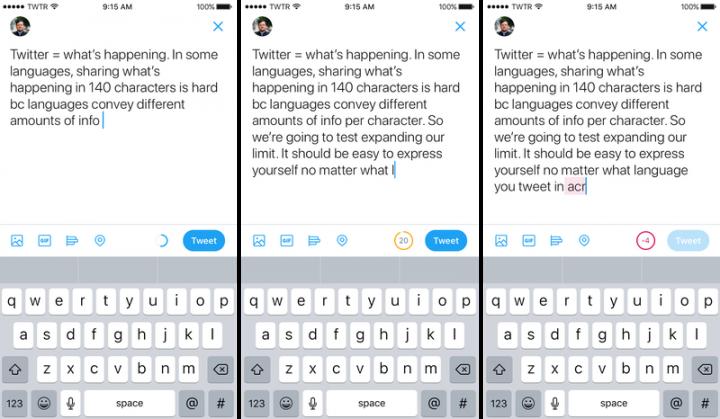 İkiye Katlanan Tweet Uzunluğu ile Sosyal Medyadaki Gücünüzü Arttırın