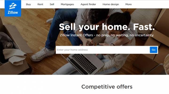 """Zillow, """"Anında Teklif"""" Uygulamasını Piyasaya Sundu"""