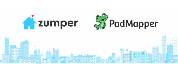 Online Emlak Şirketleri Zumper ve PadMapper Güçlerini Birleştiriyor