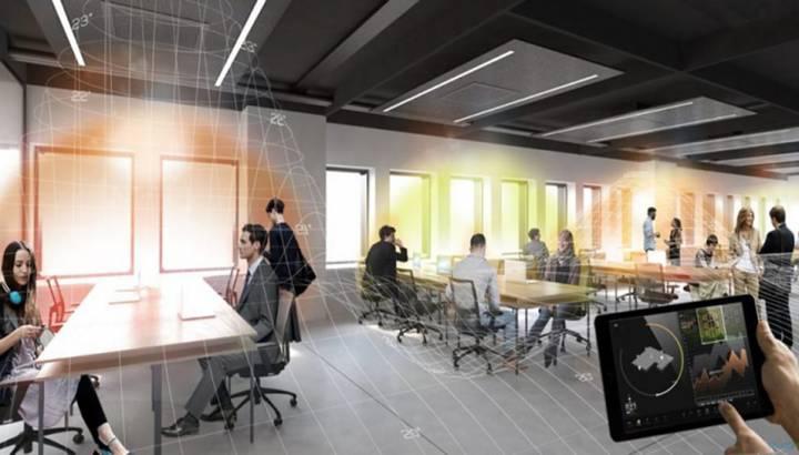 Nesnelerin İnterneti, Geleceğin Ofislerini de Değiştirecek