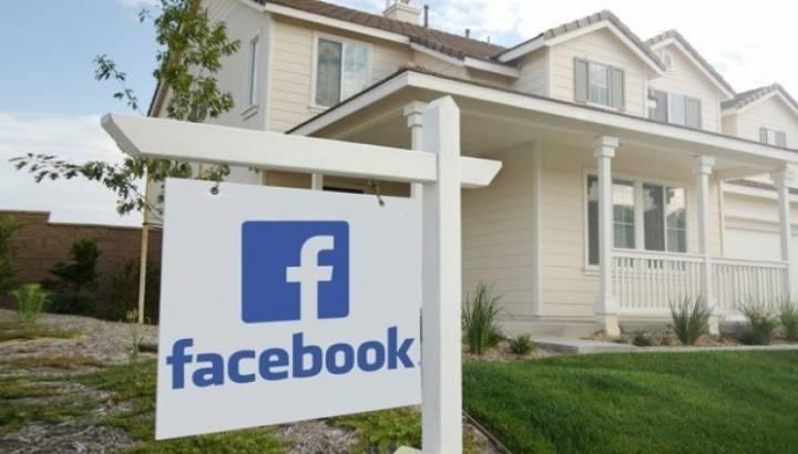 """Facebook """"Gayrimenkul İşine"""" Giriyor"""
