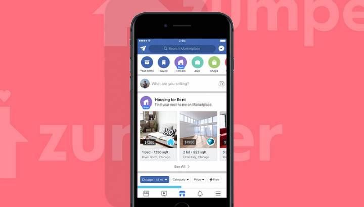 Facebook, Marketplace ile Emlak Sektörüne Yönelik Genişleme Kaydediyor