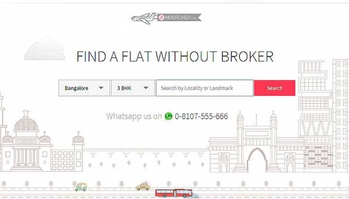 Hindistan'ın Emlak Platformu NoBroker Yatırımlarını Arttırdı