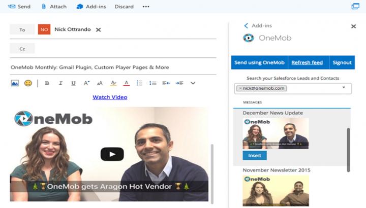OneMob Hikayenizi OneMob Videoları İle Anlatın