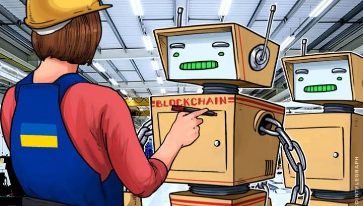 Ukrayna Gayrimenkul Pazarını Blockchain Altyapısıyla Yabancı Yatırımcılara Açıyor