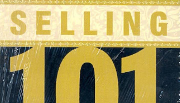 """Satışın Yalnızca Para İle İlgili Olmadığını Anlatan Kitap: """"Satış 101"""""""