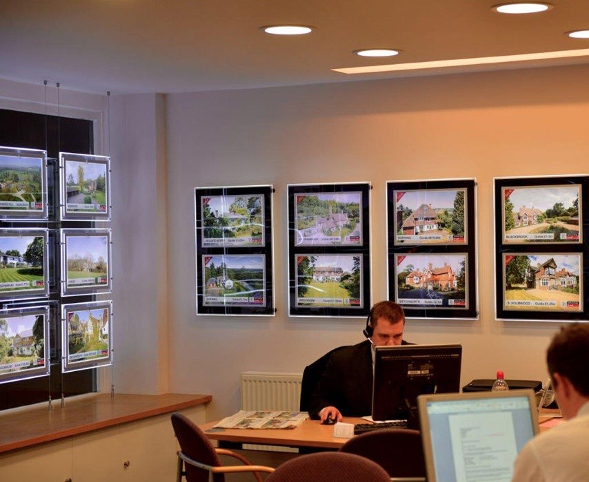 Real Estate Office Decor | New House Designs