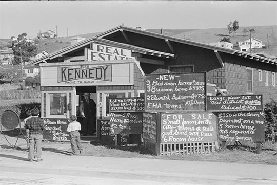1940 Amerika